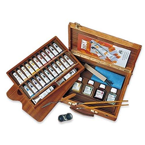 titan-caja-madera-oleo-extra-fino-24-tubos