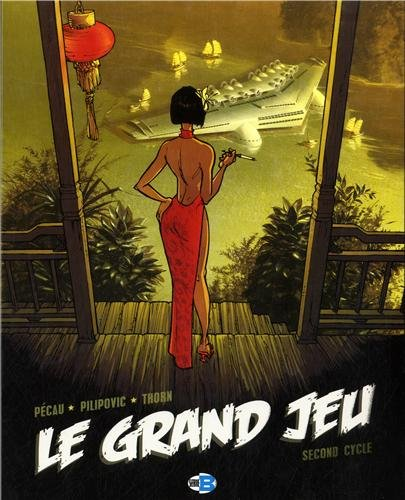 Le Grand Jeu - Fourreau T4 à T6