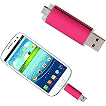 Seguryy - Micro USB 2.0 de transferencia dual, para teléfonos y tabletas Android, 8GB