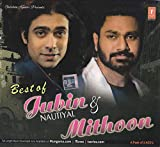 #1: Best of Jubin Nautiyal and Mithoon Hindi Audio CD - 2 CD Sets ~ Songs from Kaabil, Hate Story IV, Bajrangi Bhaijaan, Baaghi 2, Sanam Re( New 2018 hindi songs)