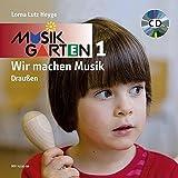 Musikgarten: 'Draußen' - Familienpaket, (inkl. CD & 2 Mini-Maracas)
