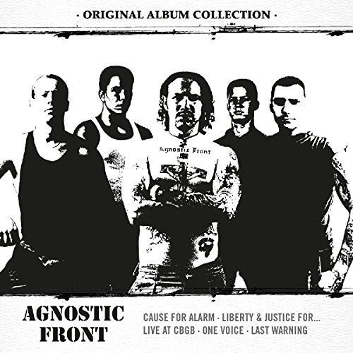 Original Album Collection: Discovering Agnostic Front [5 CD]