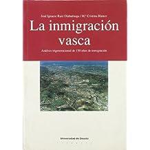 La inmigración vasca (Ciencias Sociales)