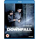 Downfall (Der Untergang) (Uncut) [Blu-ray] (2004) | Imported from UK | Momentum Pictures | 149 min | Region Free | Biography Drama History World Cinema Germany German | German: Dolby Digital 5.1 | English Subtitles | Director: Oliver Hirschbiegel | Starring: Bruno Ganz, Alexandra Maria Lara, Ulrich Matthes