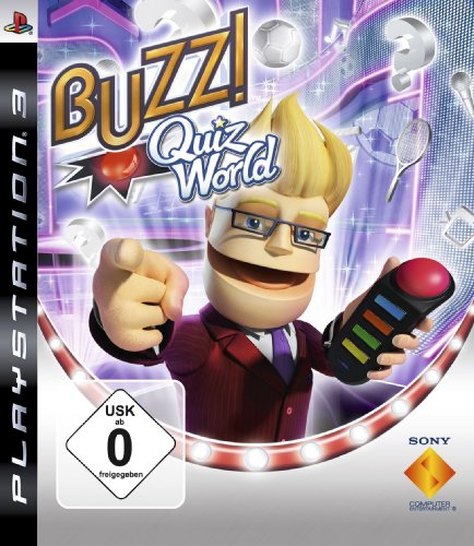 BUZZ! - Quiz World (Xbox Uncharted 3 360)