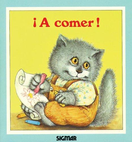 ¡a Comer!/time To Eat (TERNURA) por Cyndy Szekeres