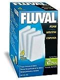 Fluval 2+Schaumstoffpatrone Standartfilterung