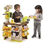 Smoby 350214 Pretend Play Coffee Shop, Multi