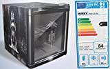Husky HUS-CC 182 Coolcube Cool Cube Flaschenkühlschrank Afri-Cola / A+ / 51 cm Höhe / 84 kWh/Jahr / 50 L Kühlteil inkl. Reinigungstuch