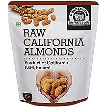 Wonderland Foods (Device) Raw California Almonds, 500g