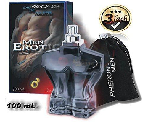 REWO Men Erotic Pheron-men pheromone parfum hot extra strong 100 ml sexlockstoff aphrodisiakum