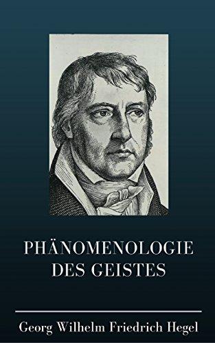 Phänomenologie des Geistes