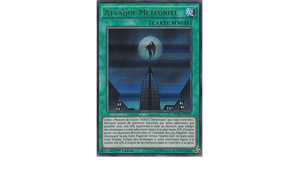 Carte YU GI OH ATTAQUE METEORITE DUSA-FR029