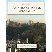 Varieties of Social Explanation (English Edition)
