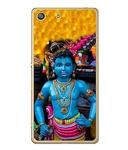 99Sublimation Designer Back Case Cover for Sony Xperia M5 Dual :: Sony Xperia M5 E5633 E5643 E5663 (Very Good designer God cases , Diwali Festival case , Christmas cases)