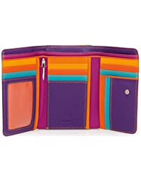 mywalit Medium Tri-fold Monedero piel 14 cm