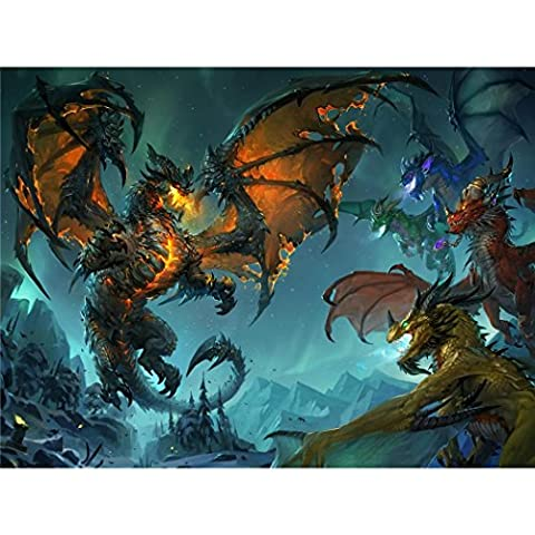 Poster Warcraft - World Of Warcraft II WoW Poster On
