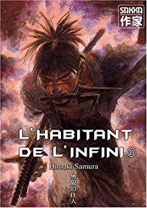 L'Habitant De L'infini Nouvelle édition Tome 21