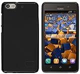 mumbi Coque de protection pour Huawei G Play Mini TPU gel silicone noir