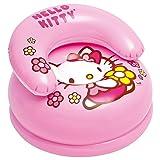INTEX 48508NP–Hello Kitty–Fauteuil Enfant