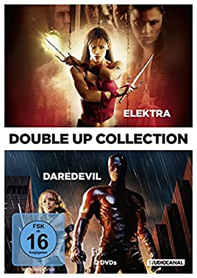 Double Up Collection: Elektra / Daredevil [2 DVDs]