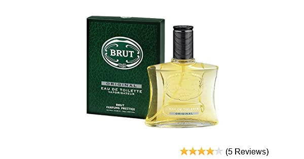 Brut Original Eau De Toilette Spray 100 Ml Perfumes Prestige Amazon