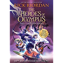 The Heroes of Olympus Set [With Poster]