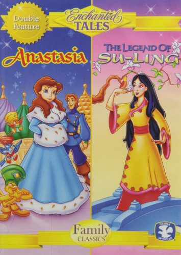 Anastasia / Legend Of Su-Ling [RC 1]
