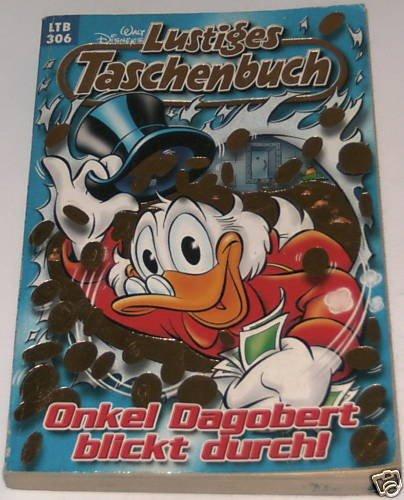 Lustiges Taschenbuch LTB Nr. 306 - Onkel Dagobert blickt durch