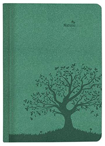Line Forest 2020 - Bürokalender - Taschenplaner A5 - 1 Tag 1 Seite - 416 Seiten - Umweltkalender - Terminplaner - Notizbuch ()