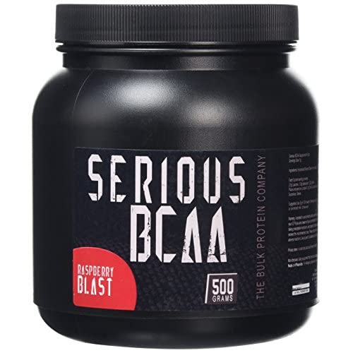 51L6S%2Bwl dL. SS500  - The Bulk Protein Company Serious BCAA Powder Strawberry Lime 100 Servings