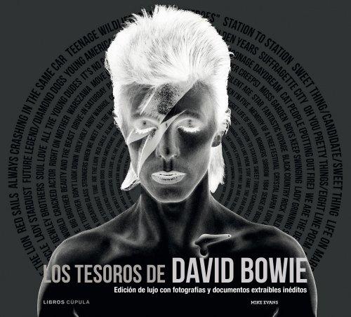 Los tesoros de David Bowie (Musica Y Cine (l.Cupula)) por Mike Evans