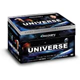 Into The Universe With Stephen Hawking's & Morgan Freeman Collectors Edition Box Set [DVD]