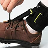 D&F Ankle Brace Sprunggelenkorthese FußPflege Vertikale Orthese HilfsfixierungsgüRtel-Festigkeitsschutz 1 StüCk (Mittel)