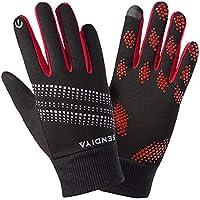 iStary Touchscreen Handschuhe Outdoor Sport F/ür M/änner Frauen Radfahren Handschuhe Winddicht Thermische F/ür Skifahren Snowboard Radsport Downhill Und Motorradfahren Winter by