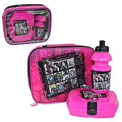 Monster High Close Up - Lunch Bag, Bottle & Lunch Box