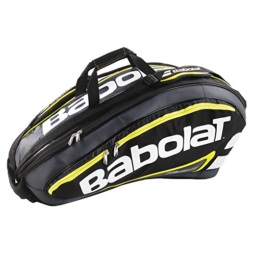 Babolat Schlägertaschen Racket Holder X9 Team Line Schwarz