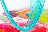 TWIFER Ton Schleim DIY Kristall Schlamm Spielen Transparente Magische Plastilin Kinder Spielzeug