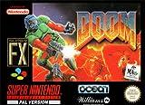 Doom - Super Nintendo - PAL [Nintendo Super NES] ...