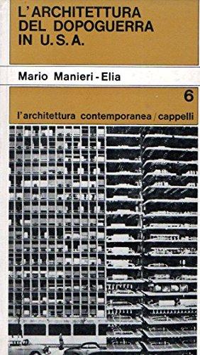 L'architettura del dopoguerra in USA