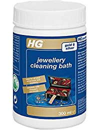 HG Jewellery Cleaning Bath 300 ml – is a jewellery cleaner to clean all your jewellery and dress jewellery