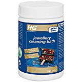 HG Jewellery Cleaning Bath 300 ml - is a Jewellery Cleaner to Clean All Your Jewellery and Dress Jewellery