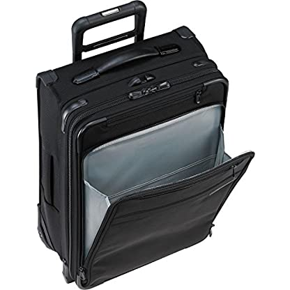 51L6Wp7s0AL. SS416  - Briggs & Riley Baseline Domestic Carry On de 2 ruedas, 55, 9 cm ampliable