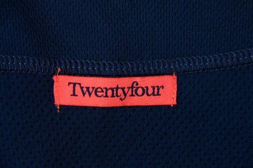 Twentyfour Seven - Maglietta corsa donna, colori freschi assortiti Nero - nero