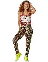 Zumba Fitness Z1b00541 Combinaison Femme b1dc64d51d7