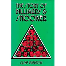 Story of Billiards and Snooker by Clive Everton (1979-03-22)
