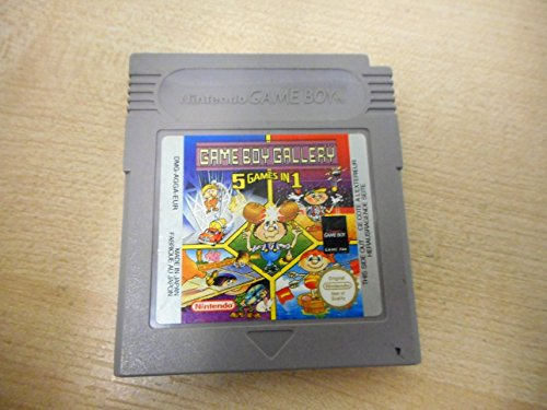 Gameboy Gallery 5 Games In 1 (Game Boy), used for sale  Delivered anywhere in UK