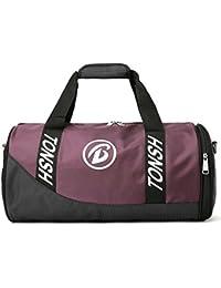 Preisvergleich für MINISU groß Kapazität Polyester Turnbeutel Sport Reisetasche Weekender Duffel Tasche für Mann und Frau