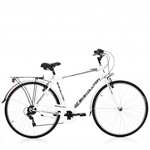 BIKEVOLUTION City Bike 28'' Uomo 6v Bike evolution 48