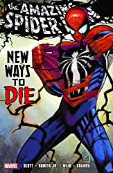 NEW WAYS TO DIE BY Slott, Dan(Author)07-2009( Paperback )
